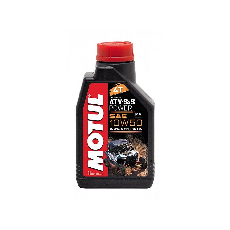 MOOTORIÕLI 4T MOTUL ATV POWER 10W-50 1L