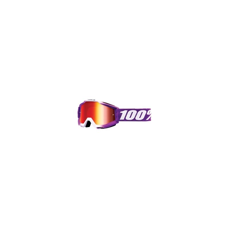 KROSSIPRILLID 100% ACCURI FRAMBOISE RED MIRROR