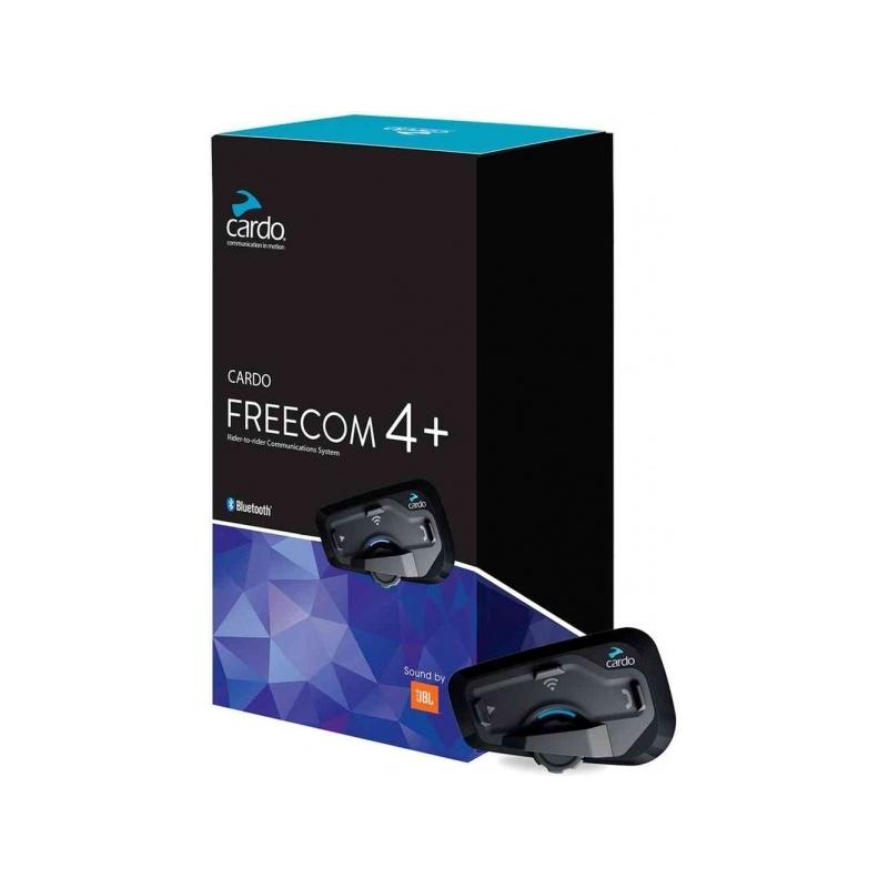 HANDS-FREE CARDO FREECOM 4+ JBL