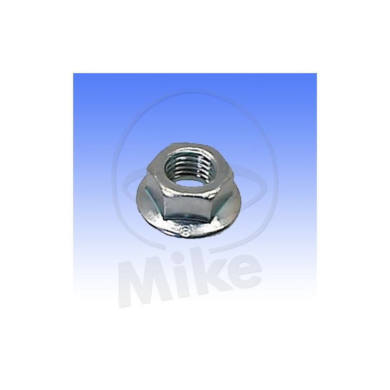 MUTTER M10X1.25 LUKUSTUV KAELUSEGA