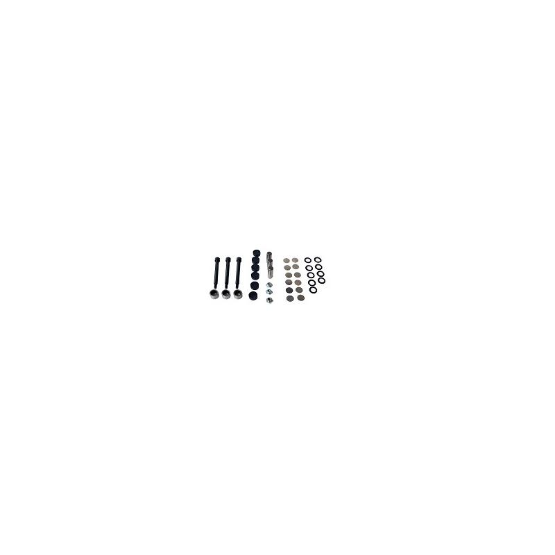 VARIAATORI REMONDIKOMPLEKT 9 mm RULLID POLARIS P-85 1984-