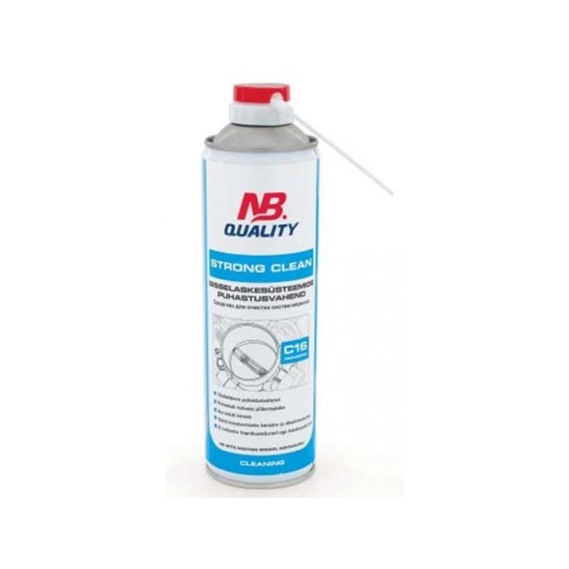 STRONG CLEAN 500ml C16 - KARBURAATORI PUHASTUS