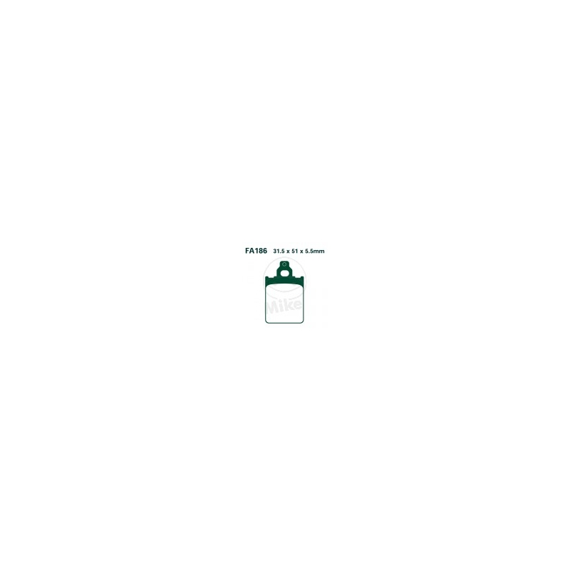 PIDURIKLOTSID EBC SFA186 ROLLER