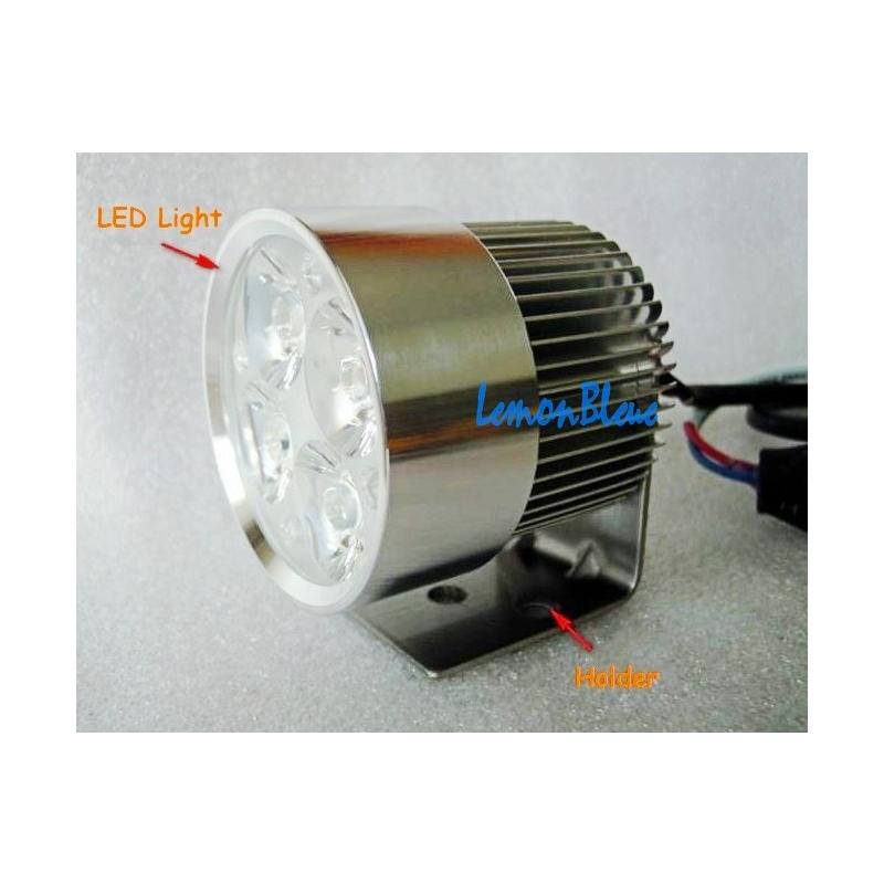 LISATULI TÖÖTULI LED 12W 12V-80V 6000K CRI>75 IP60