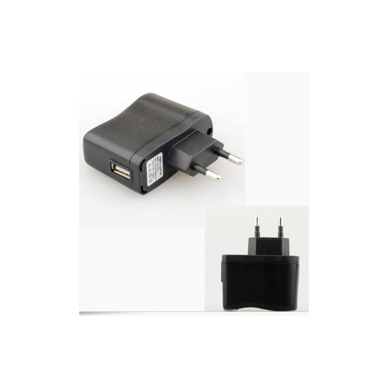 TOITEPLOKK LAADIJA 230VAC/5VDC/0.5A USB PESA