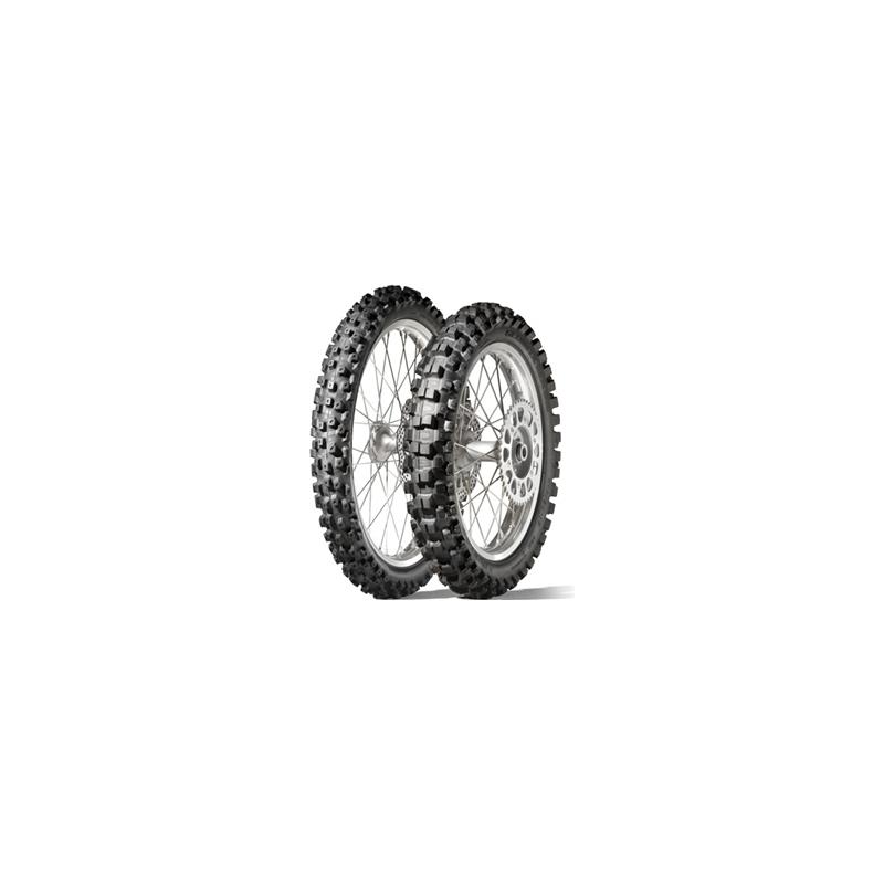 REHV 80/100-12 41M TT DUNLOP GEOMAX MX52