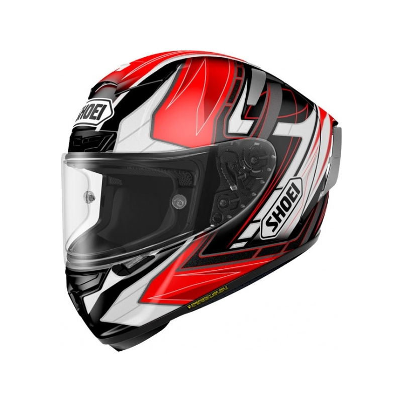 KIIVER SHOEI X-SPIRIT 3 ASSAIL TC-1