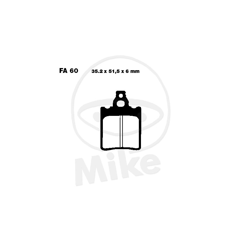 PIDURIKLOTSID EBC FA060 STD