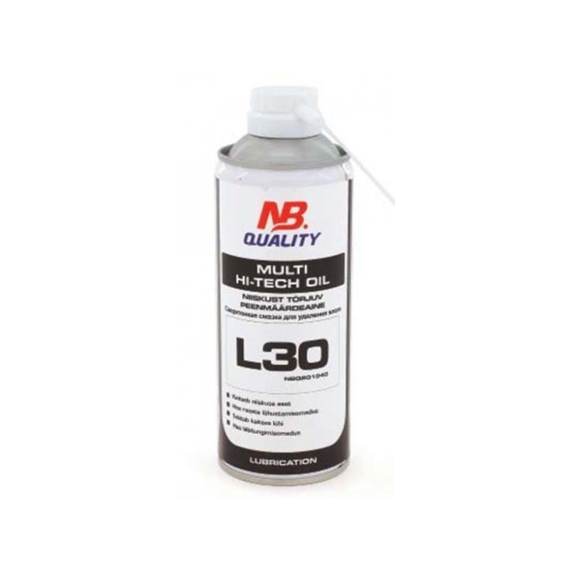 NIISKUSE EEMALDAJA 400ML(Multi Hi-Tech Oil)