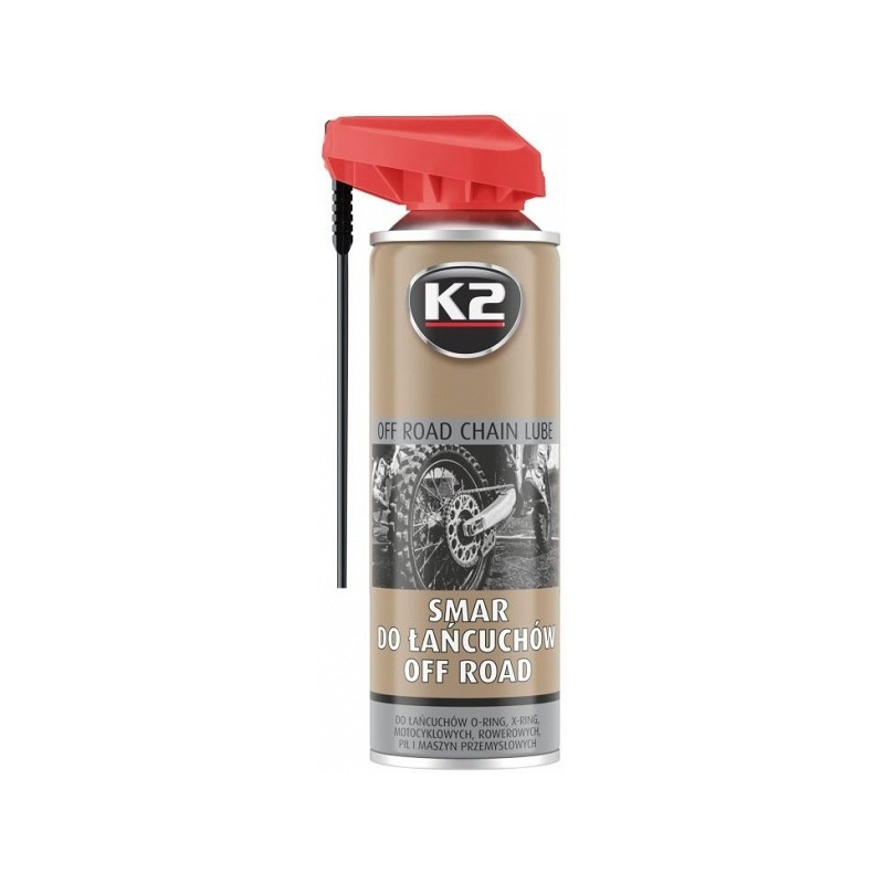 KETIÕLI K2 CHAIN LUBE OFF ROAD 400mL