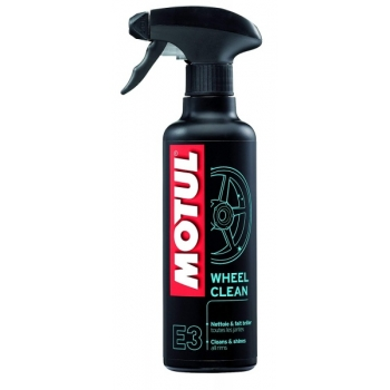 MOTUL E3 WHEEL CLEAN 400ML