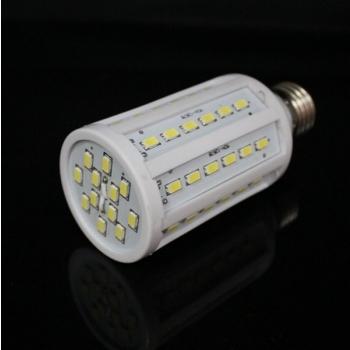LED PIRN E27 15W 230V 60 LED SMD 5630 CORN SOE VALGE