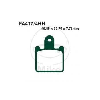 PIDURIKLOTSID EBC SINTER FA417/4HH
