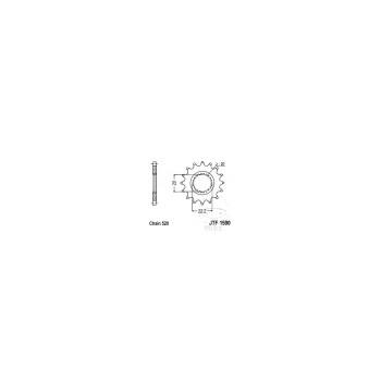 KETIRATAS F1590-14SC EESMINE JT