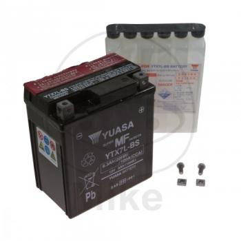 AKU YTX7L-BS 12V 6Ah 100A 114X71X131 -/+ YUASA