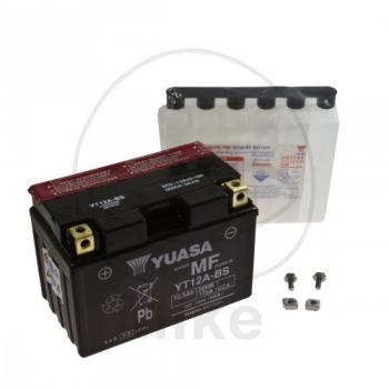 AKU YT12A-BS 12V 10Ah 175A 150x87x105 +/- YUASA