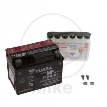 AKU YTX4L-BS 12V 3AH 50A 113x70x85 -/+ YUASA