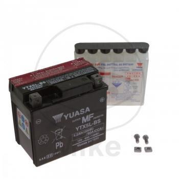 AKU YTX5L-BS 12V 4Ah 70A 113x70x105 -/+ YUASA