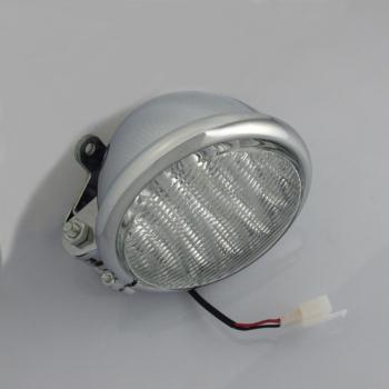 """MOOTORRATTA LISATULED LED KROOM 5""""/130MM PAAR"""