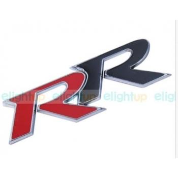 KLEEBIS RR RELJEEFNE 110 x 35 MM
