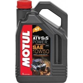 MOOTORIÕLI 4T MOTUL ATV POWER 10W-50 4L