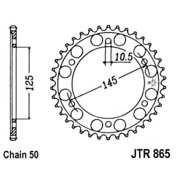 KETIRATAS R865-46T TAGUMINE JT