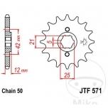KETIRATAS F571-16T EESMINE JT XG