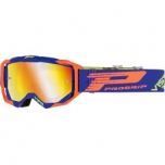KROSSIPRILLID PRO GRIP VISTA MX AMERICA LIGHT SENSITIVE 3303 BLUE/FLUO ORANGE