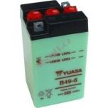 AKU B49-6 6V 8Ah 95x85x166 CLASSIC MC YUASA