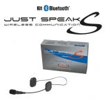 HANDSFREE BLUETOOTH SIDEKOMPLEKT CABERG JUST SPEAK S UNIVERSAL (DUKE, RIVIERA, DOWNTOWN, TOURMAX)