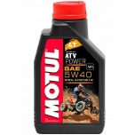 MOOTORIÕLI 4T MOTUL ATV POWER 5W-40 1L