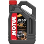 MOOTORIÕLI 4T MOTUL ATV POWER 10W-50 4L