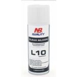 LÄBIPAISTEV SILIKOON(clear silicon) SPRAY L10 400ML