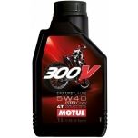 MOOTORIÕLI 4T MOTUL 300V FACTORY LINE OFF-ROAD 5W-40 1L