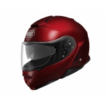 KIIVER SHOEI NEOTEC-II WINE RED