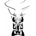 "PAAGIKLEEBIS KEITI ""FIRE FLAME"""