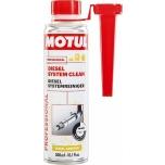 TOITESÜSTEEMI PUHASTI MOTUL DIESEL SYST CLEAN AUTO