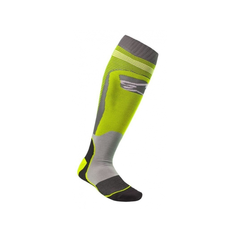 SOKID ALPINESTARS MX-PLUS 1 FLUO/HALL
