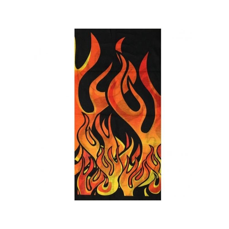 TORUSALL FLAMES BLACK