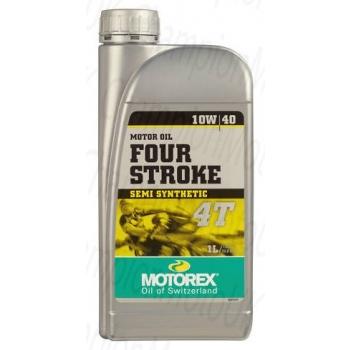 MOOTORIÕLI MOTOREX FOUR STROKE 10W-40