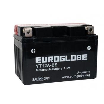 AKU YT12A-BS 12V 10Ah 150X87X106 +/- EUROGLOBE