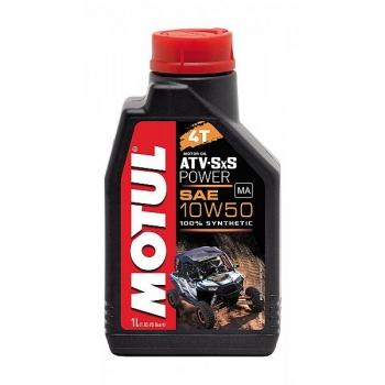 MOOTORIÕLI 4T MOTUL ATV POWER 10W-40 1L