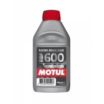 PIDURIÕLI MOTUL DOT4 0.5L RBF 600 FACTORY LINE 312°C