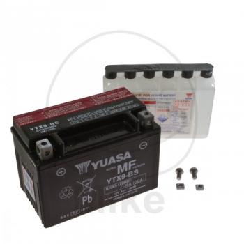 AKU YTX9-BS 12V 8Ah 120A 150X87X105 +/- YUASA