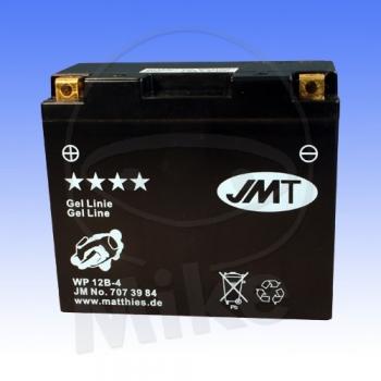 AKU YT12B-BS GEEL 12V 10Ah 160A 150x70x131 +/- JMT