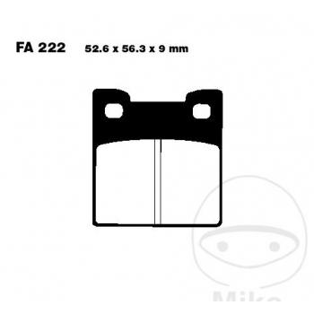 PIDURIKLOTSID EBC FA222 STD