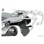 KINNITUSKOMPLEKT TAGAKOHVER BMW F650GS 04/08