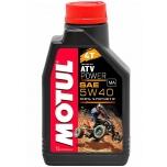 MOOTORIÕLI 4T MOTUL ATV POWER 5W-40 1L
