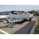 TEMARED HAAGIS AUTOTREILER CARKEEPER 4020 SP 3000KG