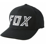 MÜTS FOX DOWN N DIRTY FLEXFIT MUST/VALGE